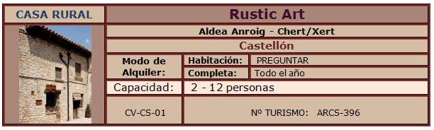 Rustic Oh