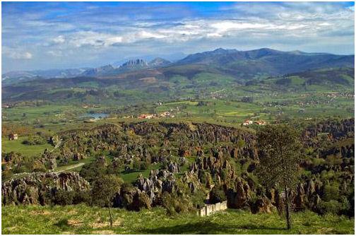 Ruta Cantabria Cabarceno