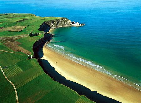 Ruta Cantabria Playa Langre