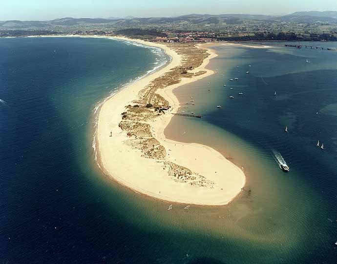 Ruta Cantabria Playa Ribamontan al mar