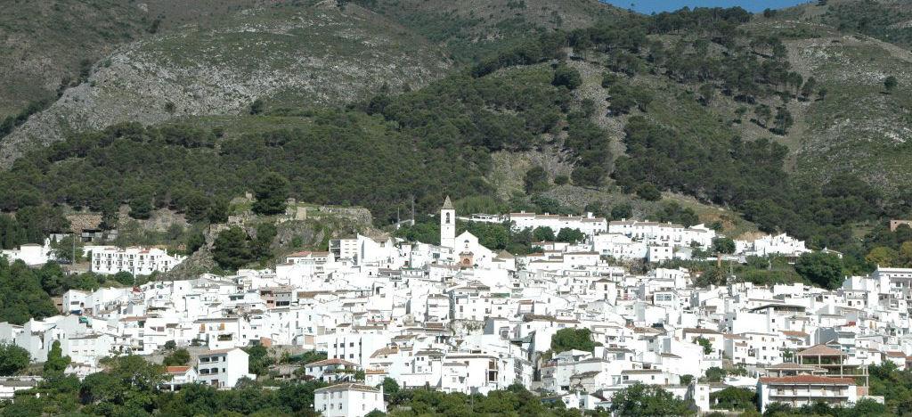 Pueblo de Casarabonela